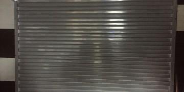 Рулонные ворота или рольставни на гараж
